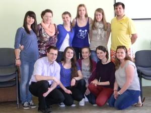 Organizacny team LM